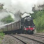 the Fellsman Ex-LMS Class 5 4-6-0 45231