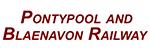 Pontypool & Blaevnavon Railway