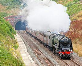 SW52-Ex-LMS 'Duchess' Class 4-6-2 46233 'Duchess of Sutherland'
